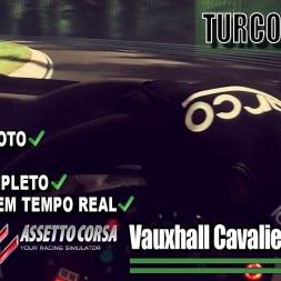 [TRC] EP122 - Turco contra Nordschleife: Vauxhall Cavalier BTCC