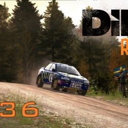 DiRT Rally Gameplay: That's a tree! - Episode 37