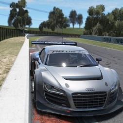 Project CARS vs real life: Audi R8 LMS Ultra @ Bathurst