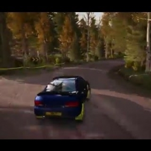 Dirt Rally Gameplay, Finland First try ! (1080p60)(HD)