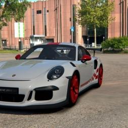 Assetto Corsa Porsche GT3 RS Gameplay