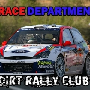 Race Department Dirt Rally Club - 2001 WRC Title Fight - Ford Focus