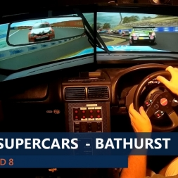 rFactor V8SC 2015 Rnd 8 Mount Panorama (Bathurst) Highlights