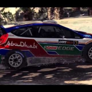 DiRT Rally Gameplay im  Ford fiesta @ Sweden Mit Thrustmaster T500rs
