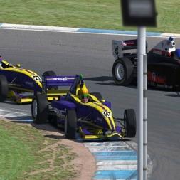 iRacing AOR Pro Mazda Championship Round 4: Donington