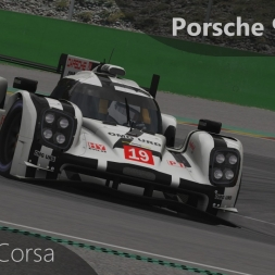 Assetto Corsa Porsche 919 Hybrid (Darche PX1 2015) Onboard Spa