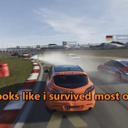 Forza Motorsport 6: Nurburgring Online Race (1080p60fps)