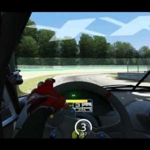 Assetto Corsa - Ferrari 599XX EVO @ Monza ♦ 1.46.072