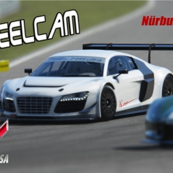 Assetto Corsa POV Gameplay Audi R8 LMS Ultra GT3 auf Nürburgring [T500rs] [HD] Onboard!