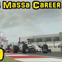 F1 2015 - Felipe Massa Career Mode - Ep 9: Great Britain
