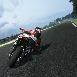 RIDE / Suzuki GSR 750 / Gameplay 4k