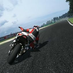 RIDE / Suzuki GSR 750 / Gameplay 4k