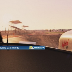 Assetto Corsa - Porsche 919 Hybrid 2015 (Darche PX1) Onboard in Bahrain