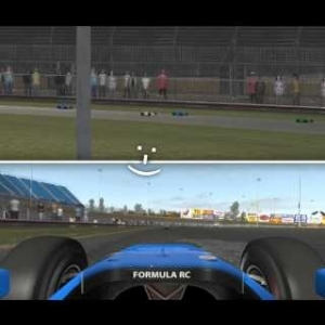 rFactor 2: Experimental with remote controle cars