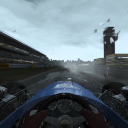 Project CARS - Lotus Type 25 Climax Classic @ Hockenheim Historic Circuit