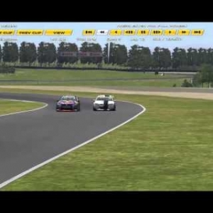 Stock Car Extreme - EEC Online V8 Supercars R1 - My race @ Phillip Island
