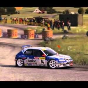 Dirt Rally - Flugzeugring - 2:41.760 - Peugeot 306 Maxi