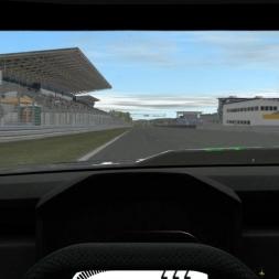 Chevrolet Camaro GT3 @ Estoril Driver's View - rFactor 2 60FPS