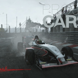 Project C.A.R.S Formula Gulf Race at Azure Circuit in Rain