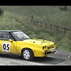 Dirt Rally Opel Manta - Wales