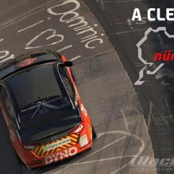 """iRacing: A Clean Lap"" (Kia Optima at the Nurburgring)"
