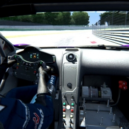 Assetto Corsa / Mclaren mp4-12c / Monza 4k