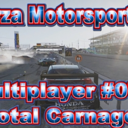 Forza Motorsport 6: Multiplayer #07 Total Carnage (1080p60fps)