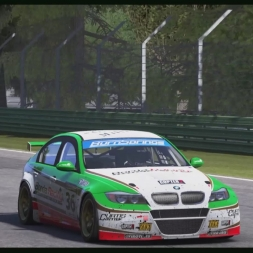 Project Cars Imola Hotlapping No brakeline! (1080p60fps)