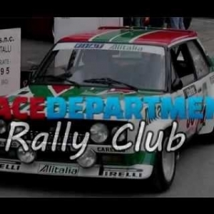 Race Department Rally Club - Dirt Rally 70's cars + Mixed Stages SS7