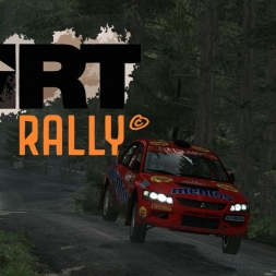 Dirt Rally - Lancer Evo IX