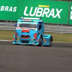 Formula Truck 2013: Online Racing @ Cascavel