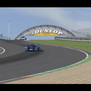 Nascar Racing 2003: Redline GTP Mod FSB Racing League @ Le Mans - Tragedy & Perseverance