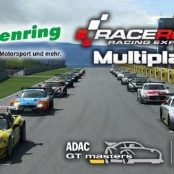 RaceRoom Racing | Multiplayer | GT Masters 2014 @ Sachsenring