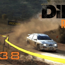 DiRT Rally Gameplay: Ford Sierra Cosworth - Episode 38