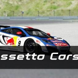 Assetto Corsa - Mclaren Mp4 12c GT3 Zandvoort
