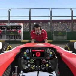 Tous avec Jules #17:  F1 Hardcore Pro - AUS Q1 & Setup