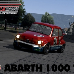 Assetto Corsa | ABARTH 1000 TC @ LUCCARING