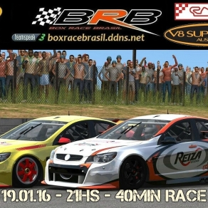 4FUN BRB 19.01.16 - SUPER V8/BARCELONA