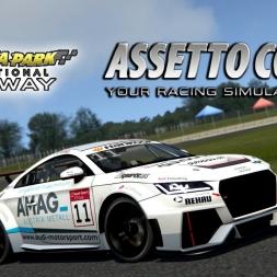 Assetto Corsa | Audi TT Sport Cup 2015 @ Ruapuna Park