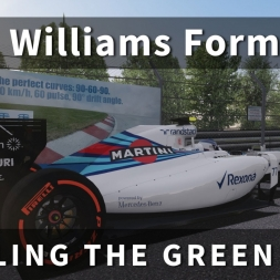 2015 Williams F1 Car (FW37) @ Nordschleife Tourist | Assetto Corsa [Oculus Rift DK2 + T300RS]