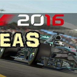 F1 2016 Game Ideas