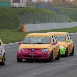 ADAC Logan Cup  - Oschersleben - From 4th to 1st in one stint