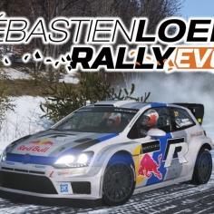 Sebastien Loeb Rally EVO | DEMO | VW Polo R Rally @ Monte Carlo