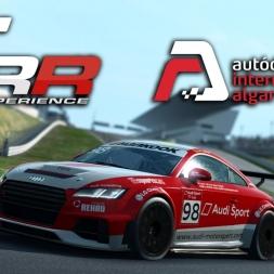 RaceRoom Racing | Audi Sport TT Cup 2015 | Portimao Circuit National