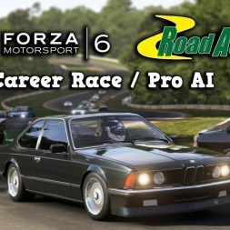 Forza 6 | Career Race - BMW 635CSI @ Road Atlanta