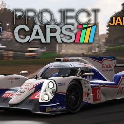 Project CARS | Japanese Car Pack | 2014 Toyota TS040 Hybrid @ Monza GP