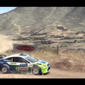 Dirt Rally | Ford Focus RS Rally | Argolis, Greece