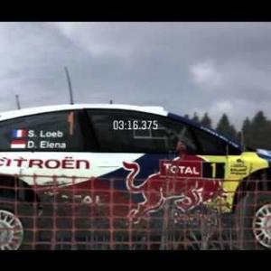 Dirt Rally | Citroën C4 WRC | Wales