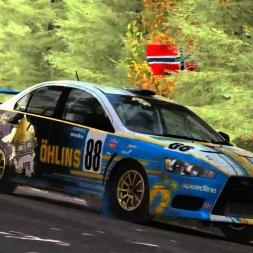 Dirt Rally | Mitsubishi Lancer Evo X R4 | Finland