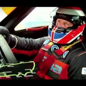 Le Mans winner Johnny Herbert reunited with the screaming Mazda 787B